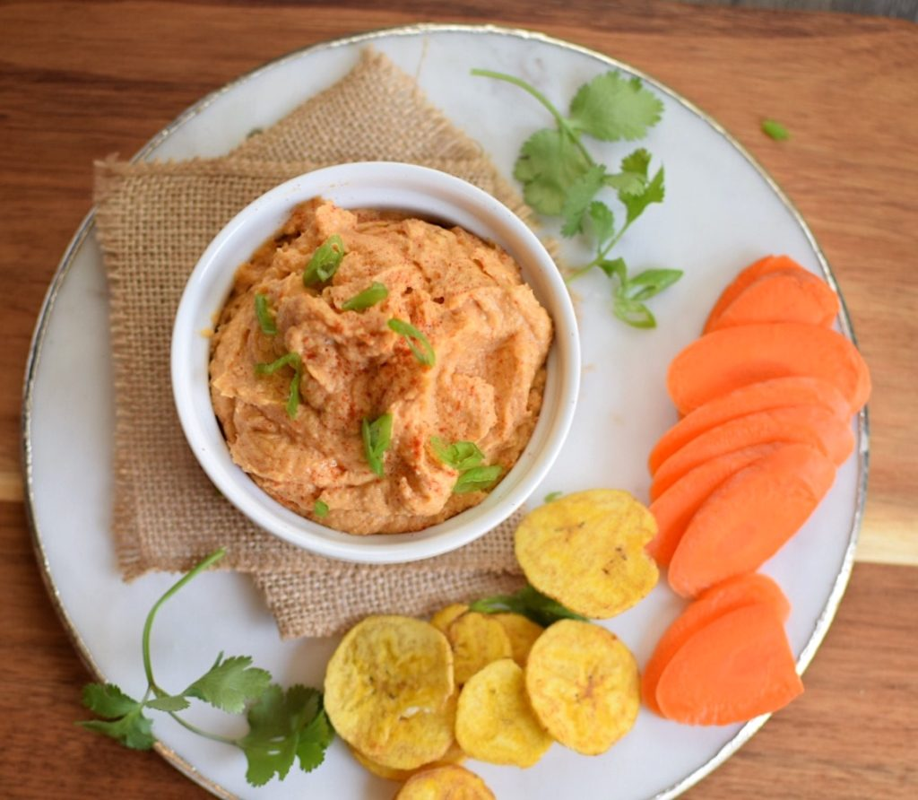the best creamy homemade hummus