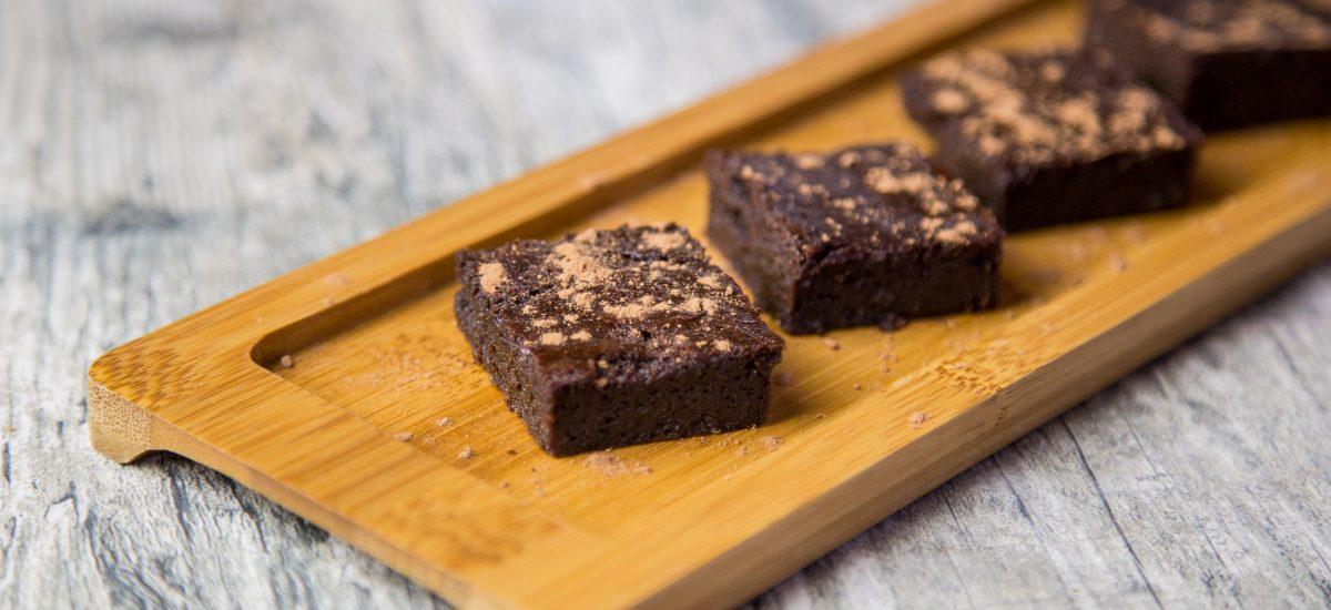 Sugar Free Paleo Brownies