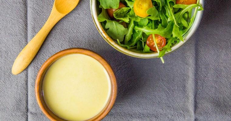 5 Healthy Salad Dressing Recipes
