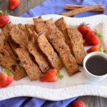 Gluten Free French Toast Sticks