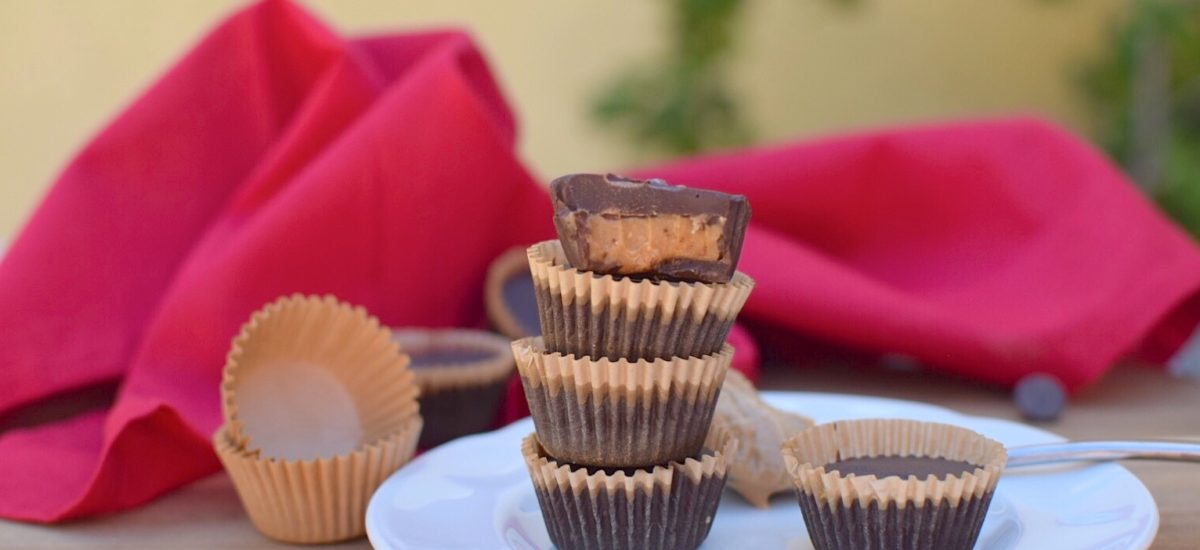 Healthy, Homemade Cashew Butter Cups