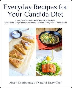 Candida Diet Cookbook