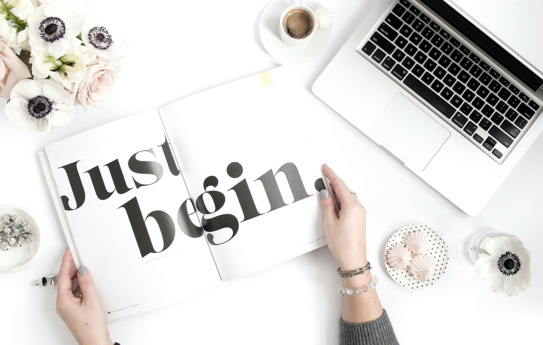 How to start a blog, an easy step-by-step guide for beginners.