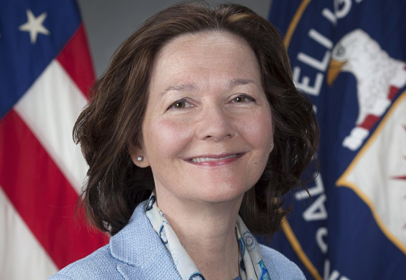 Was Gina Haspel Sent to Presssure Palestinian Leader?
