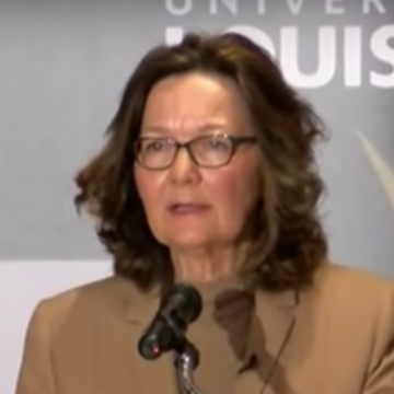 Influence Operation: ACLU Sues for Records of the CIA's Haspel Nomination Campaign