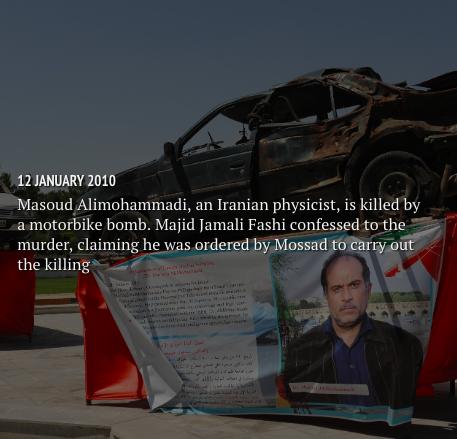 Mossad Assassinations