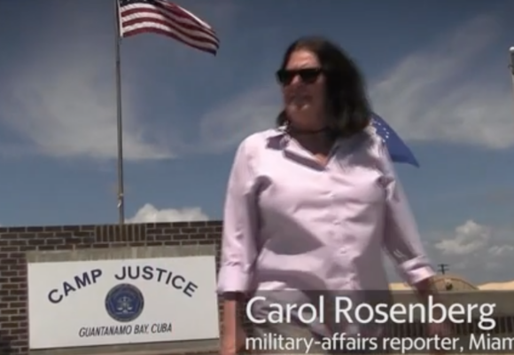 A Guided Tour of 'Camp Justice'  at Guantanamo