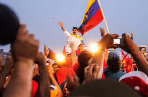 Failed Coup in Venezuela Evokes Iran-Contra and the Bay of Pigs