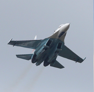 RT Video Shows Russian Fighter Jet Intercepting U.S. Spy Plane Over Baltic Sea