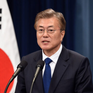 Pursuing Peace, Moon Promotes One Spy Chief and Picks Another