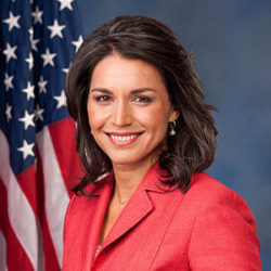 Tulsi Gabbard: Speak Out Against Wars
