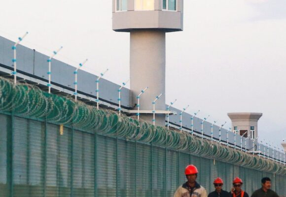 Chris Hayes Talks About the Uighurs and China's Secret Internment Camps