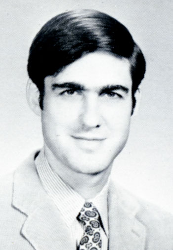 Robert Mueller UVA