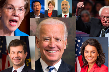 On the Eve of the Debates, a Guide to the 2020 Democrats on War and Peace