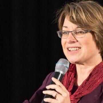 Amy Klobuchar Supports European Alliances