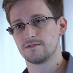 Snowden's Memoir Is Out; His Archive Is Out of Sight