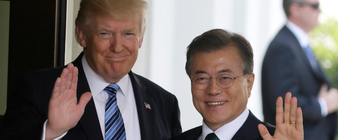 Beyond Trump: How South Korea's Intelligence Service Quietly Pushes Peace Talks