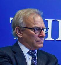 David Ignatius, columnist.