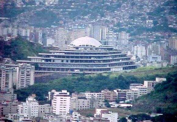 Venezuela's Descent: From Shopping Mall to Torture Prison