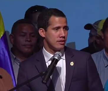 Guaidó Signed a Contract With Mercenaries Planning to 'Detain' Maduro