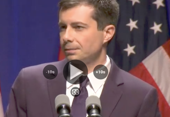 Buttigieg Lays Out His Foreign Policy Vision