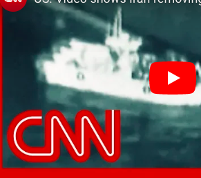 Navy Releases Video of Alleged Iranian Attack, Proving Nothing