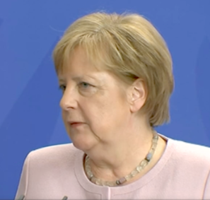 Merkel Backs U.S. Assertion that Iran Is Behind Tanker Attacks