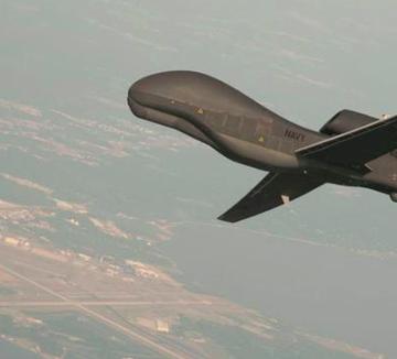 Trump Shrugs After Iran Shoots Down a U.S. 'Spy' Drone