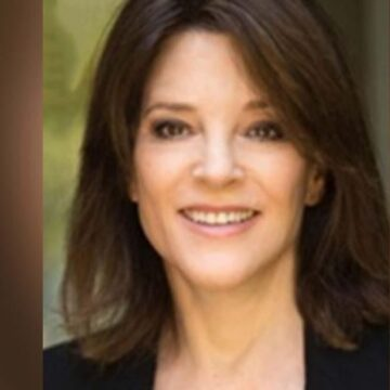 Marianne Williamson: Israel is not Netanyahu