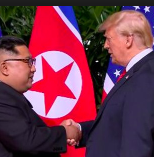 Most 2020 Democrats Scoff at the Trump-Kim Handshake