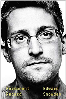 Snowden book cover