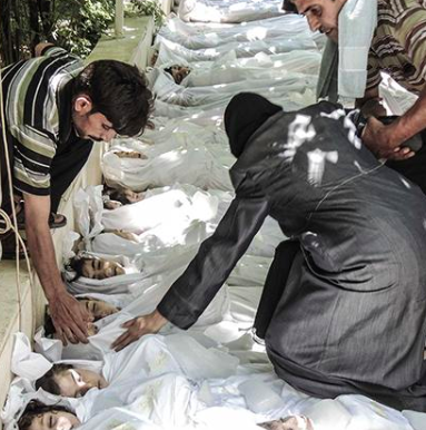 Ghouta victims