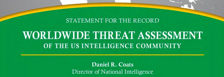 ODNI Threat Assessment