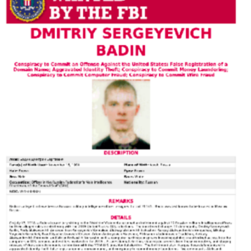 Who Is Dmitry Badin, the GRU Hacker Indicted By Germany For Hacking the Bundestag?