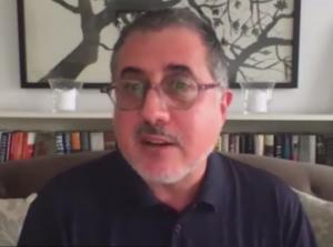 Barton Gellman on Edward Snowden and the Threat of 'Turnkey Authoritarianism'