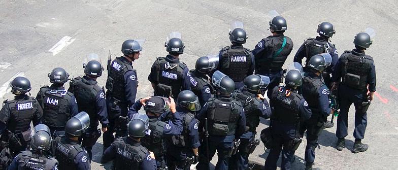 LAPD Swat Team
