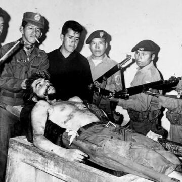 The Assassination of Che Guevara, According to the CIA