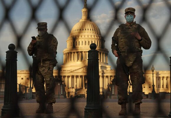 Time for Rethinking: U.S. National Security in an Age of Insurrection