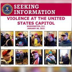 Jan 6 Wanted