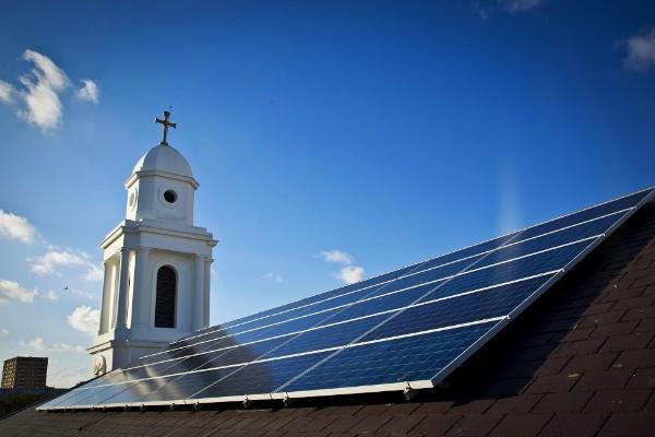 Solar Panels Church Loan