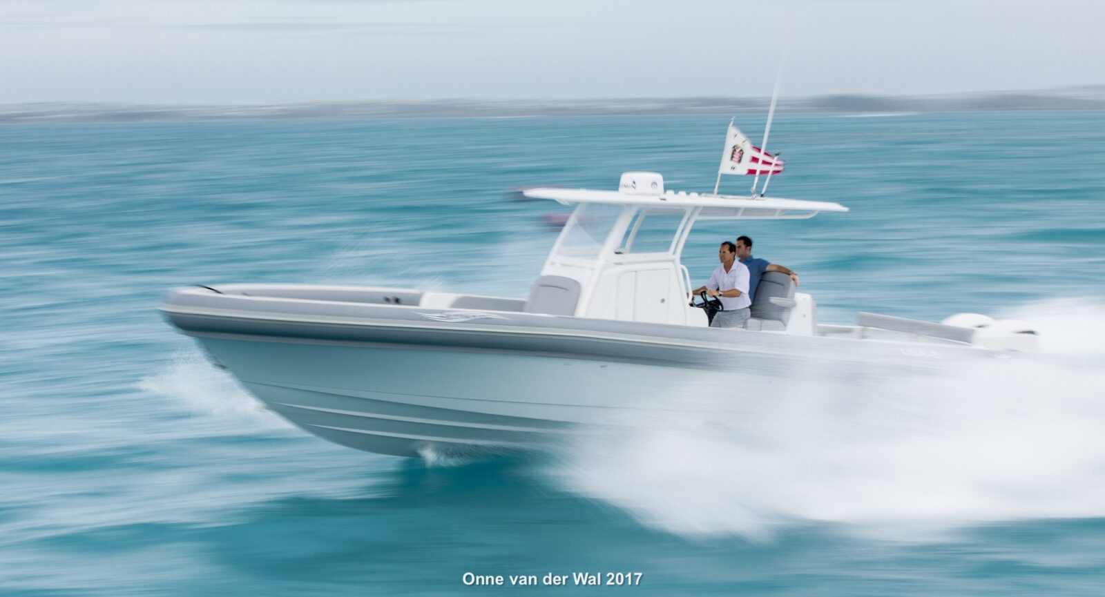 Ocean 1 delivers first yacht tender