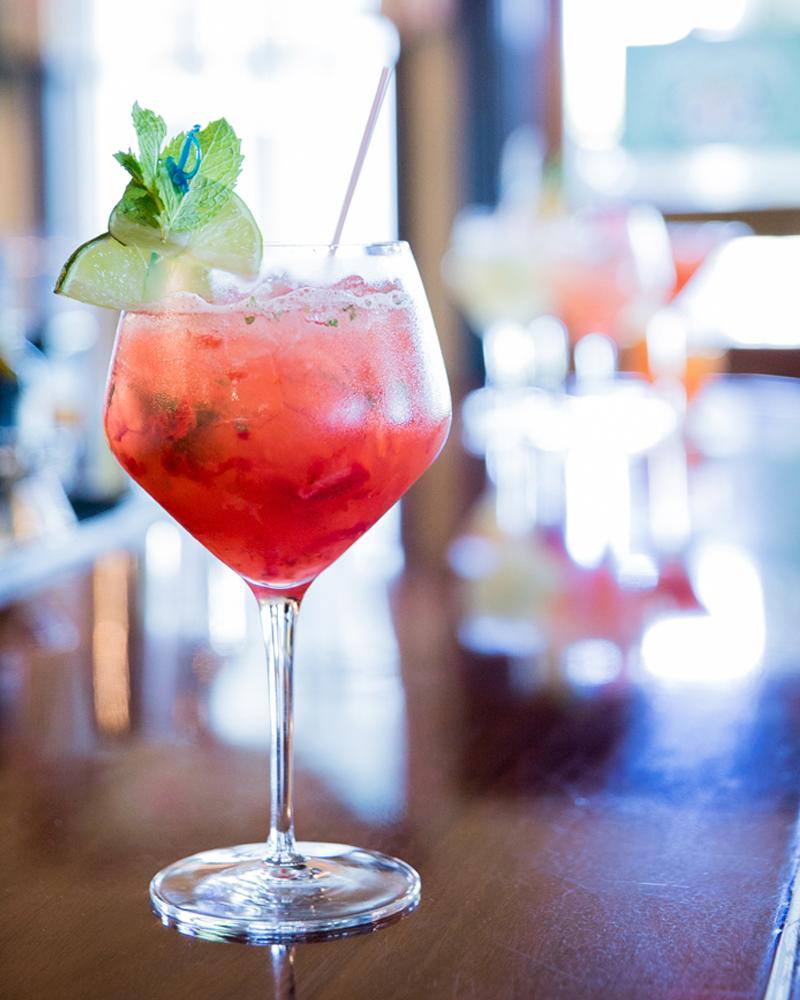 craft cocktails in edenton nc