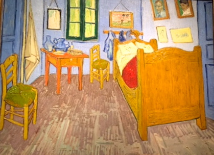 Van Gogh, Bedroom #3