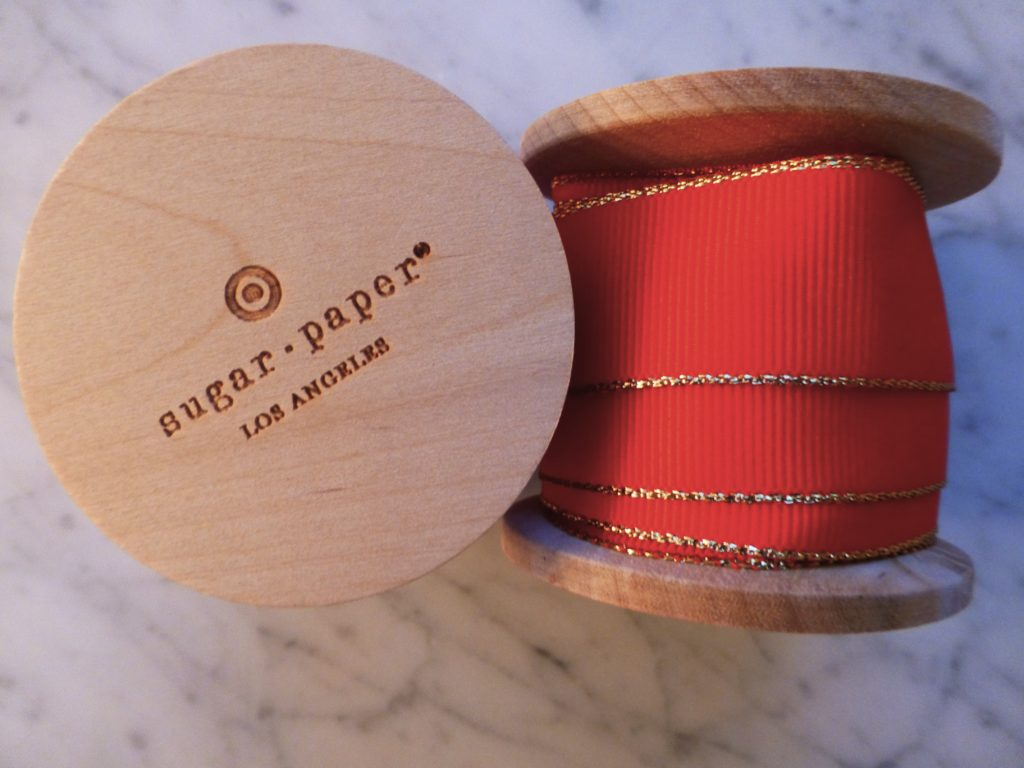 Sugar Paper Ribbon
