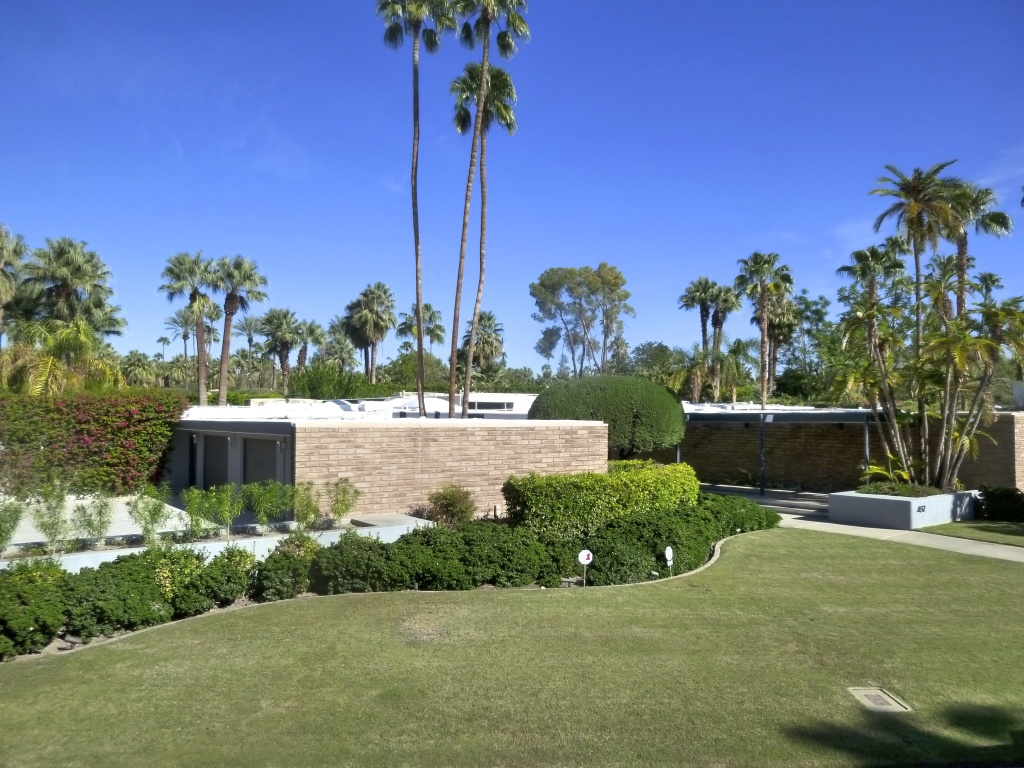1964 Dinah Shore home, designed by Donald Wexler