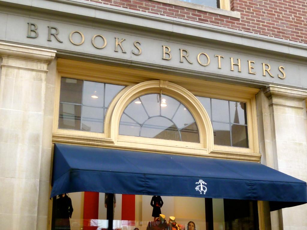 Brooks Brothers, 46 Newbury