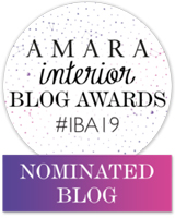 Amara Interior Blog Awards Nominated Blog 2019