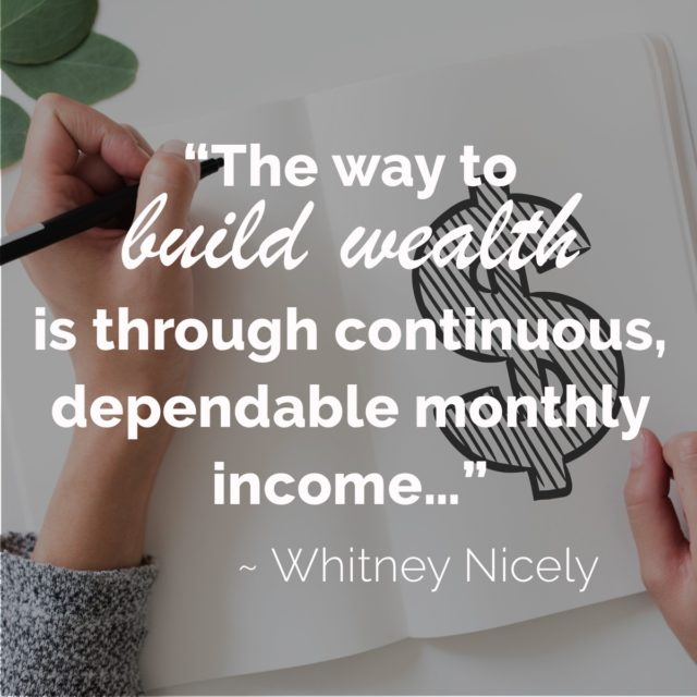 How to build wealth by investing in real estate