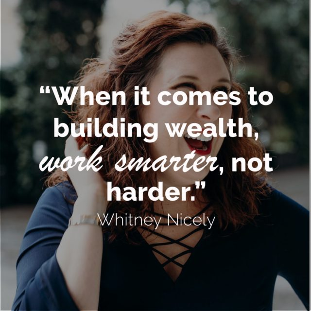 how to be a property manager...quote work smarter, not harder