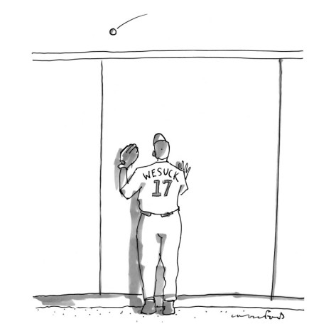 michael-crawford-a-baseball-player-watches-a-ball-fly-over-a-wall-the-back-of-his-team-je-new-yorker-cartoon